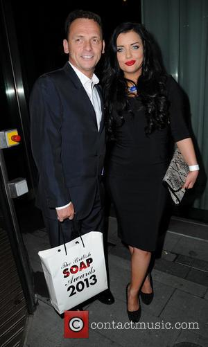 Perry Fenwick and Shona Mcgarty