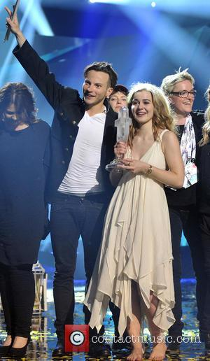 Emmelie de Forest - Denmark's Emmelie de Forest wins the final of the 2013 Eurovision Song Contest with the song...