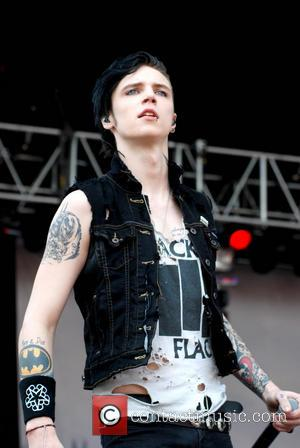 Black Veil Brides - Rock on the Range 2013 - Day 2 - Columbus, OH, United States - Saturday 18th...