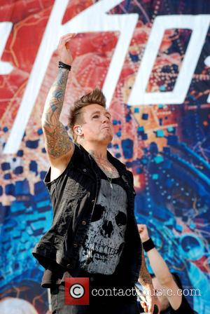 Papa Roach - Rock on the Range 2013 - Day 2 - Columbus, OH, United States - Saturday 18th May...