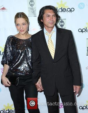 Lou Diamond Phillips and Yvonna Phillips