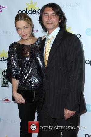 Lou Diamond Phillips and Yvonna Phillips - Time For Hope Fundraiser Gala Benefiting This Time Foundation And The Apl.de.ap Foundation...