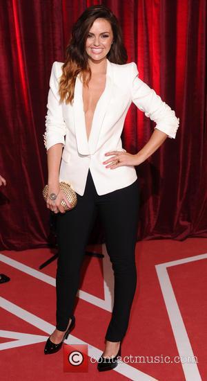 Jennifer Metcalfe - The British Soap Awards 2013 held at Media City - Arrivals - Manchester, United Kingdom - Saturday...