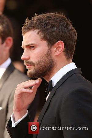 Jamie Dornan - The Arqiva British Academy Television Awards 2014 (BAFTA) - Arrivals - London, United Kingdom - Saturday 18th...