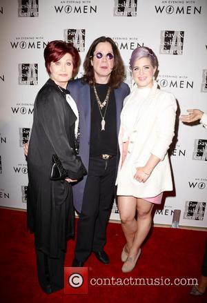 Sharon Osbourne, Ozzy Osbourne and Kelly Osbourne