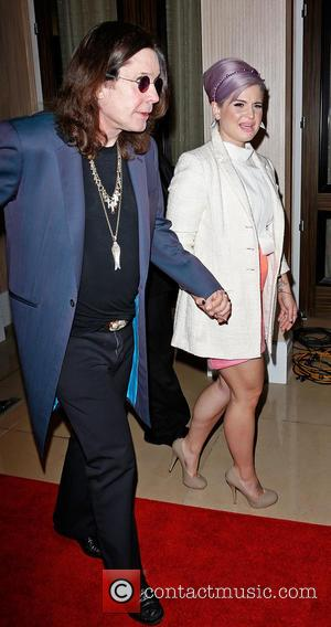 Ozzy Osbourne and Kelly Osbourne - Celebrities attend The L.A. Gay and Lesbian Center's 'An Evening With Women' event held...