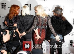 Kathy Griffin, Sia, Natasha Bedingfield and Linda Perry