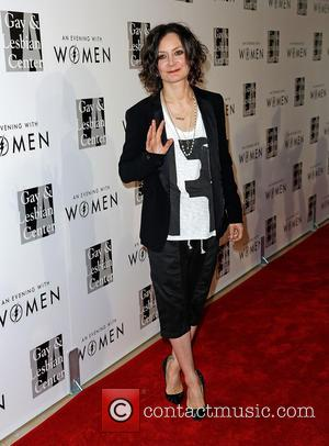 Sara Gilbert - Celebrities attend The L.A. Gay and Lesbian Center's 'An Evening With Women' event held at the Beverly...