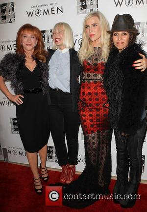 Kathy Griffin, Sia, Natasha Bedingfield and Linda Perry - Celebrities attend The L.A. Gay and Lesbian Center's 'An Evening With...