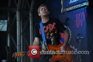 Stiff Little Fingers and Henry Cluney