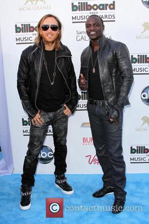 David Guetta and Akon