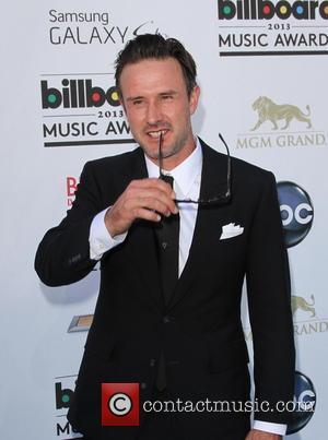 David Arquette, Billboard Awards 2013