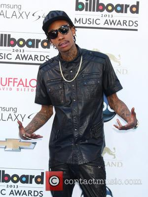 Wiz Khalifa - 2013 Billboard Music Awards at the MGM Grand Garden Arena - Arrivals - Las Vegas, Nevada, United...