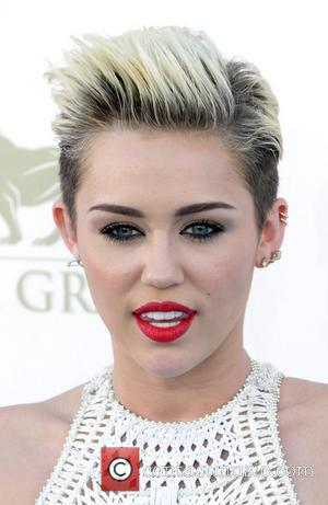 Miley Cyrus - 2013 Billboard Music Awards at the MGM...