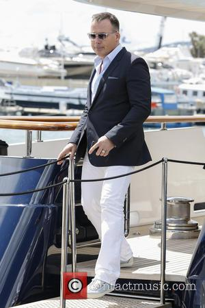 David Furnish - David Furnish out and about during the 66th Cannes Film Festival - Day 5 - Cannes, France...