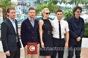 Garrett Hedlund, Justin Timberlake, Carey Mulligan and Oscar Isaac
