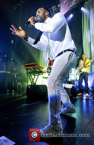 Craig David - Craig David performs live at The Institute on the first stop of his U.K. tour - Birmingham,...