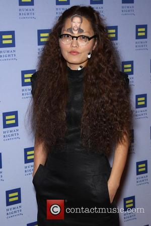 Hana Mae Lee - Las Vegas Celebrities celebrate equal love at the 8th annual Human Rights Campaign Dinner Gala at...