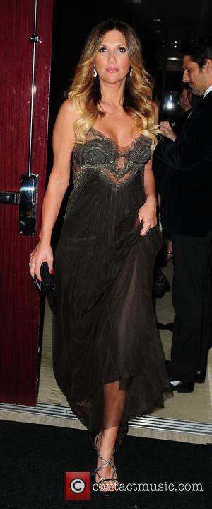 Daisy Fuentes - 11th Annual FedEx/St. Jude Angels and Stars Gala - Inside - Miami, FL, United States - Sunday...