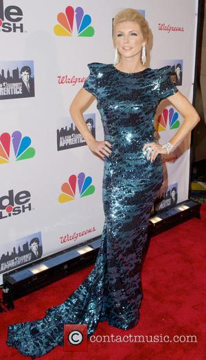Brande Roderick - All-Star Celebrity Apprentice Finale - Red Carpet - New York City, NY, United States - Sunday 19th...
