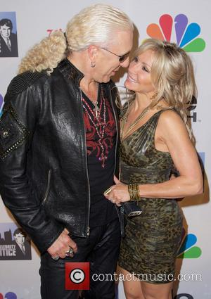 Dee Snider - All-Star Celebrity Apprentice Finale - Red Carpet - New York City, NY, United States - Sunday 19th...