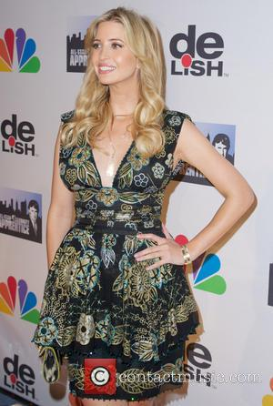 Ivanka Trump - All-Star Celebrity Apprentice Finale - Red Carpet - New York City, NY, United States - Sunday 19th...
