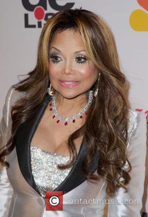 La Toya Jackson - All-Star Celebrity Apprentice Finale - Red Carpet - New York City, NY, United States - Sunday...