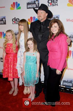 Trace Adkins - All-Star Celebrity Apprentice Finale - Red Carpet - New York City, NY, United States - Sunday 19th...