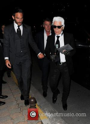Karl Lagerfeld - 66th Cannes Film Festival - Vanity Fair Party in Antibes Cannes - Cannes, France - Sunday 19th...