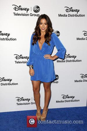 Chloe Bennet - Disney Media Networks International Upfronts held at The Walt Disney Studios Lot - Arrivals - Los Angeles,...