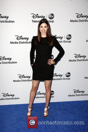 Hannah Ware - Disney Media Networks International Upfronts held at The Walt Disney Studios Lot - Arrivals - Los Angeles,...