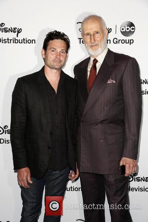 Henry Thomas and James Cromwell