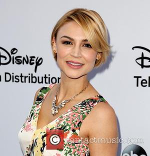 Samaire Armstrong - Disney Media Networks International Upfronts held at The Walt Disney Studios Lot - Arrivals - Los Angeles,...