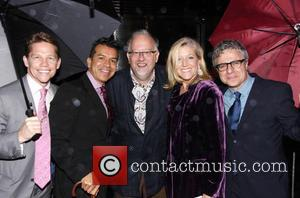 Jack Noseworthy, Sergio Trujillo, Doug Wright, Mary Mccann and Neil Pepe