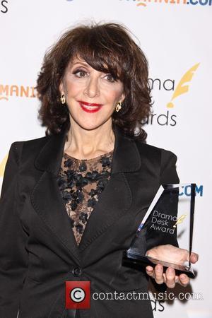 Andrea Martin - 2013 Drama Desk Awards - Press Room - New York City, New York, United States - Sunday...