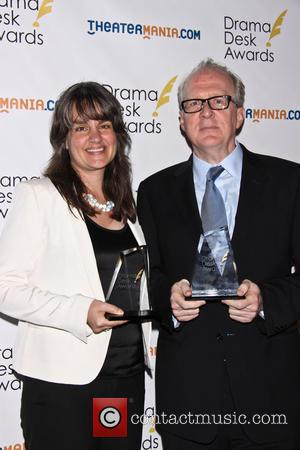 Pam Mackinnon and Tracy Letts