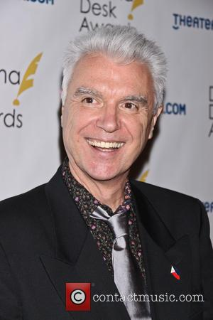 David Byrne - 2013 Drama Desk Awards - Press Room - New York City, New York, United States - Sunday...