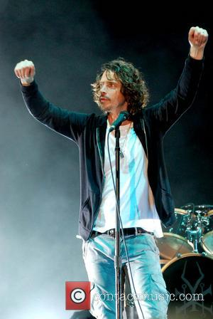 Chris Cornell - Soundgarden perform at Rock on the Range 2013 - Columbus, Ohio, United States - Sunday 19th May...