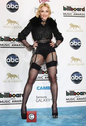 Madonna - 2013 Billboard Music Awards at the MGM Grand Garden Arena - Press Room - Las Vegas, Nevada, United...