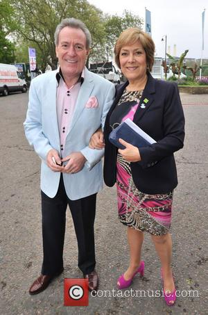 Lynda Bellingham and Michael Pattemore - RHS Chelsea Flower Show 2013 - VIP and press preview day - London, United...