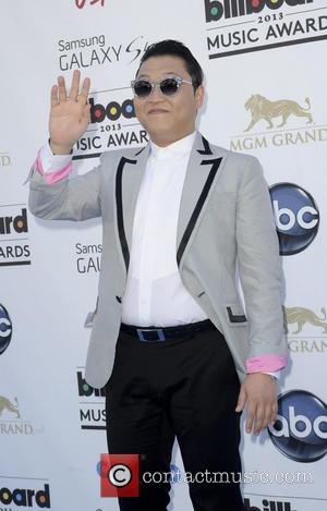 Psy - 2013 Billboard Music Awards at the MGM...