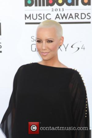 Amber Rose Working Out Daily To Lose Baby Weight