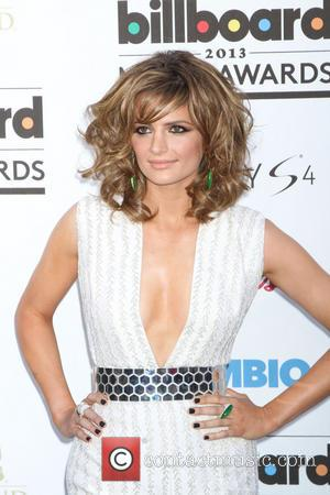 Stana Katic - 2013 Billboard Music Awards at the MGM Grand Garden Arena - Arrivals - Las Vegas, Nevada, United...