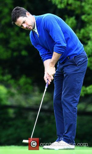 Jamie Redknapp - The Mike Tindall Charity Golf Classic at Mannings Heath Golf Club - Horsham, United Kingdom - Monday...