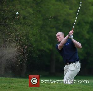 Mike Tindall - The Mike Tindall Charity Golf Classic at Mannings Heath Golf Club - Horsham, United Kingdom - Monday...