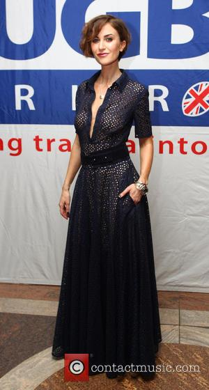 Katherine Kelly Weds Boyfriend In Secret