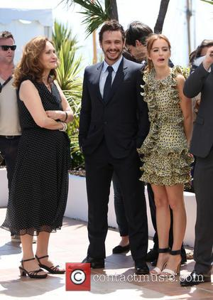Ahna O'reilly, James Franco and Beth Grant