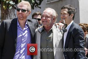 Noah Emmerich, James Caan and Guillaume Canet