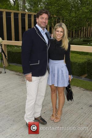 Nick Knowles and Jessica Knowles - RHS Chelsea Flower Show 2013 - VIP and press preview day - London, United...