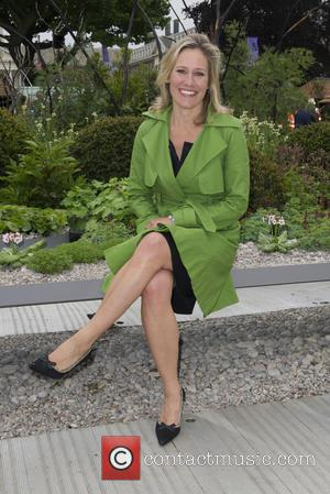 Sophie Raworth - RHS Chelsea Flower Show 2013 - VIP and press preview day - London, United Kingdom - Monday...